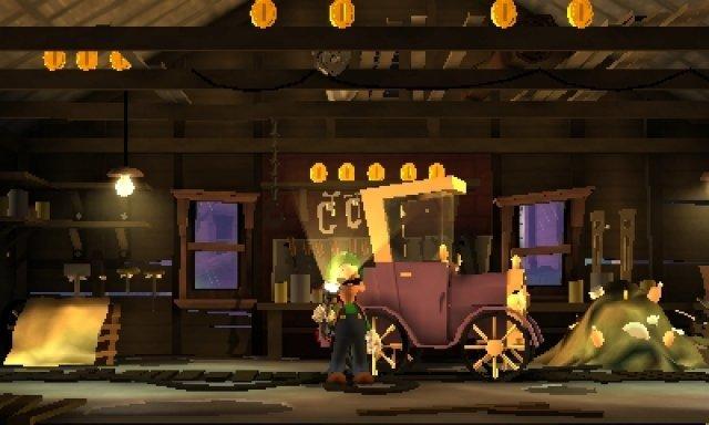 Screenshot - Luigi's Mansion: Dark Moon (3DS) 2360842