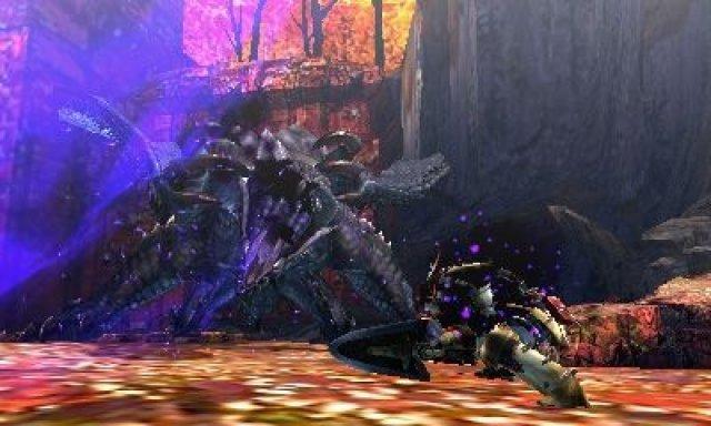 Screenshot - Monster Hunter 4 (3DS) 92420022