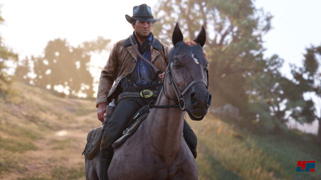 Das Pferd baut mit der Zeit Vertrauen auf, kann dann seitwärts tänzeln oder U-Turns hinlegen.