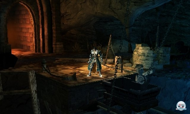 Screenshot - Castlevania: Lords of Shadow - Mirror of Fate (3DS) 2384527