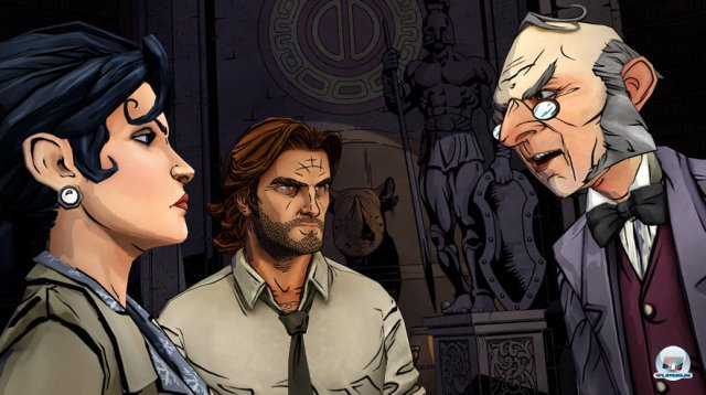 Screenshot - The Wolf Among Us - Episode 1: Faith (360)