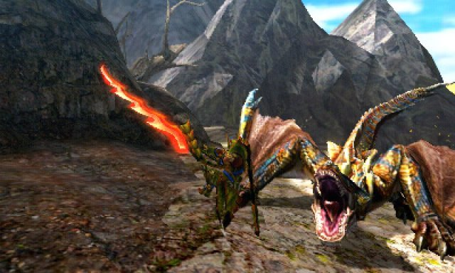 Screenshot - Monster Hunter 4 (3DS) 92399077