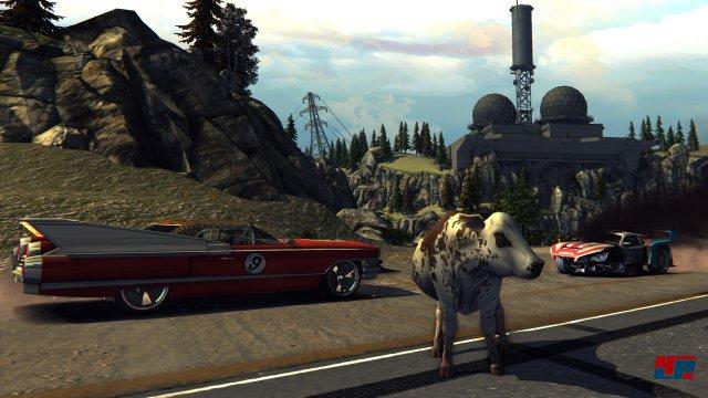Screenshot - Carmageddon: Reincarnation (PC)