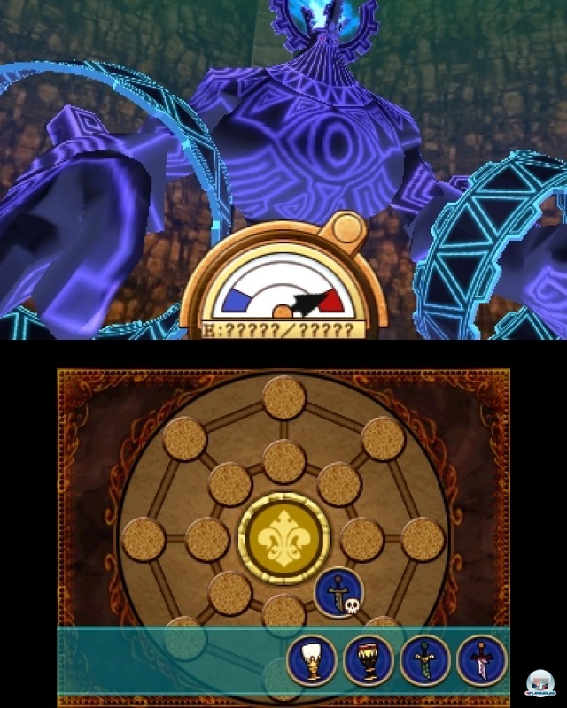 Screenshot - Doctor Lautrec and the Forgotten Knights (NDS) 2216918