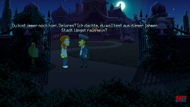 Screenshot - Thimbleweed Park (Android)