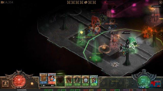 Screenshot - Book of Demons (Mac)