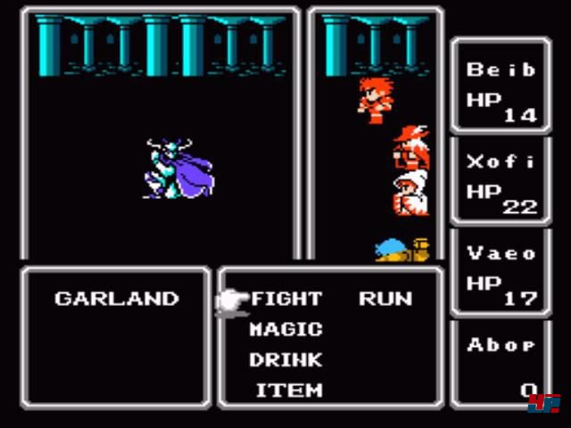 Screenshot - Final Fantasy (NES) 92549048