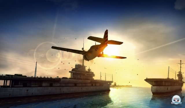 Screenshot - Combat Wings - The Great Battles of WWII (360) 2323397