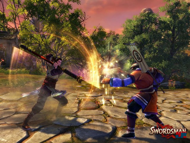 Screenshot - Swordsman (PC)