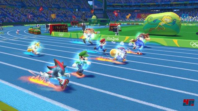Screenshot - Mario & Sonic bei den Olympischen Spielen: Rio 2016 (Wii_U)