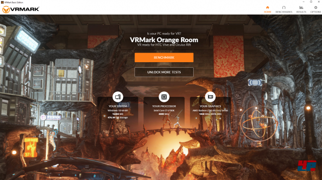 Screenshot - VRMark (PC)