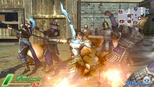 Screenshot - Dynasty Warriors (PS_Vita) 2260862