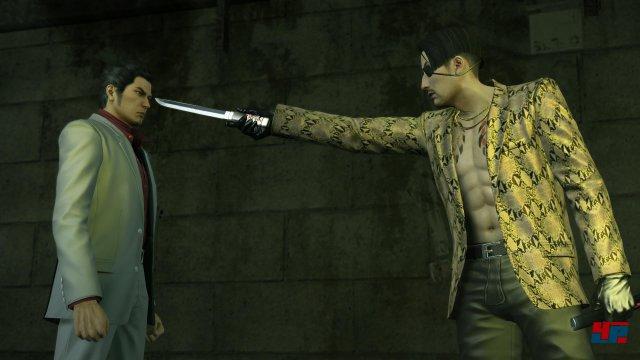 Screenshot - Yakuza Kiwami (PC)