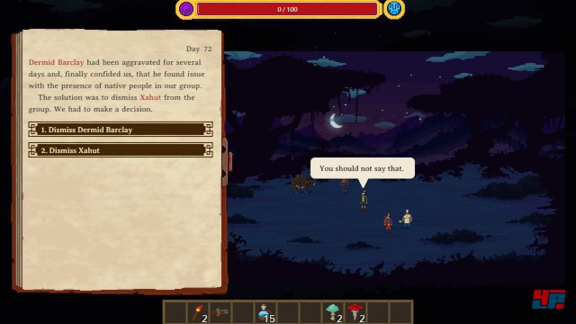 Screenshot - The Curious Expedition (PC) 92532817