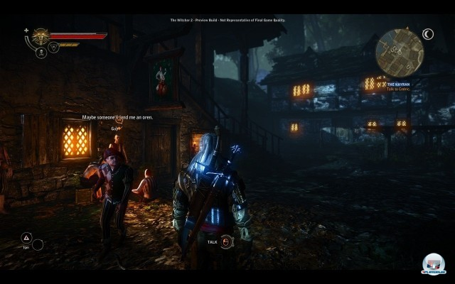 Screenshot - The Witcher 2: Assassin of Kings (PC) 2218299