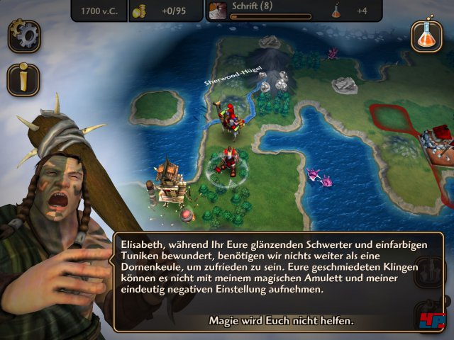 Screenshot - Civilization Revolution 2 (iPad) 92486664