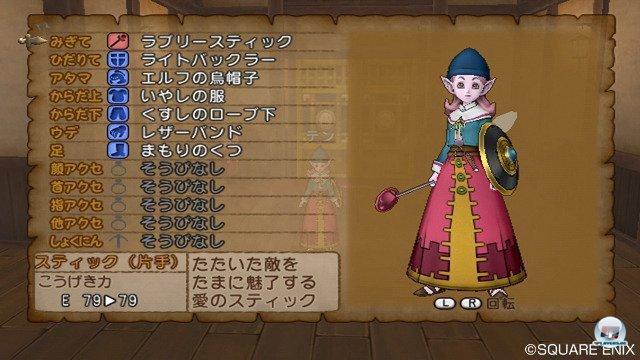 Screenshot - Dragon Quest X Online (Wii) 2295667