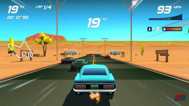 Screenshot - Horizon Chase Turbo (PC)