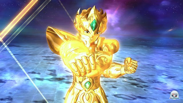 Screenshot - Saint Seiya: Sanctuary Battle (PlayStation3) 2265477
