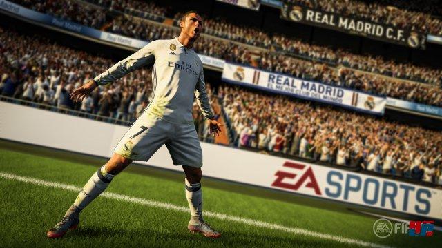 Cristiano Ronaldo wird auch im Story-Modus The Journey auftreten.