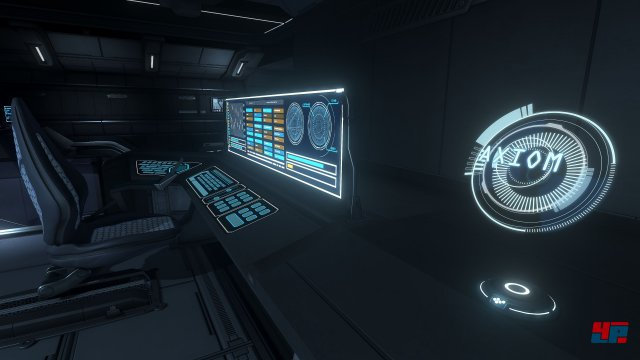 Screenshot - The Station (Linux)
