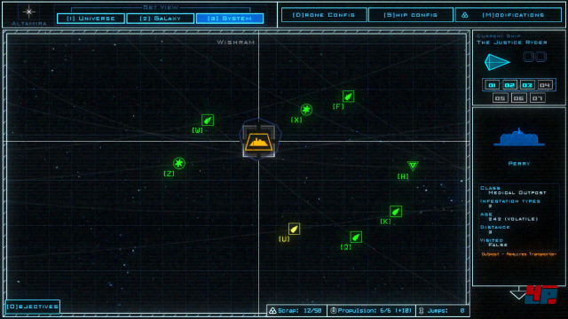 Screenshot - Duskers (Linux) 92526981