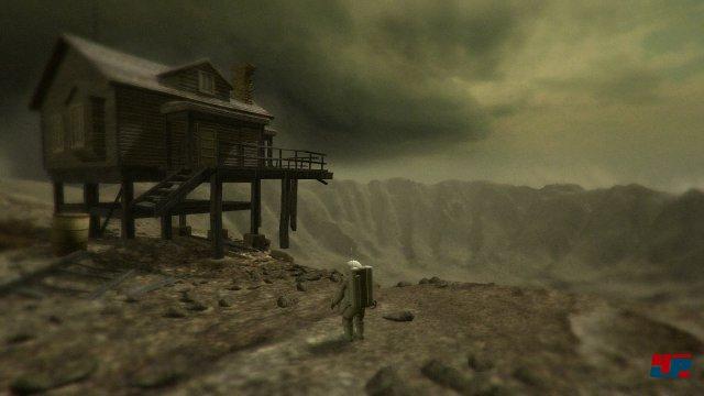Die Panoramen sind durchaus stimmungsvoll - vor allem die Musik tr�gt viel zur Atmosph�re bei.