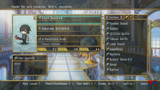 Screenshot - The Awakened Fate Ultimatum (PlayStation3) 92500098