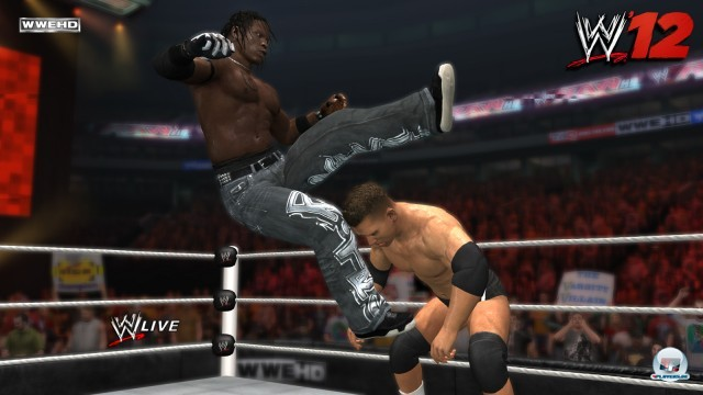 Screenshot - WWE '12 (PlayStation3) 2251972
