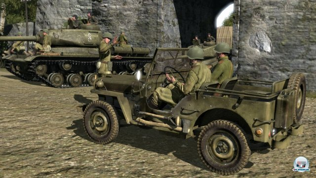 Screenshot - Iron Front - Liberation 1944 (PC) 2347252