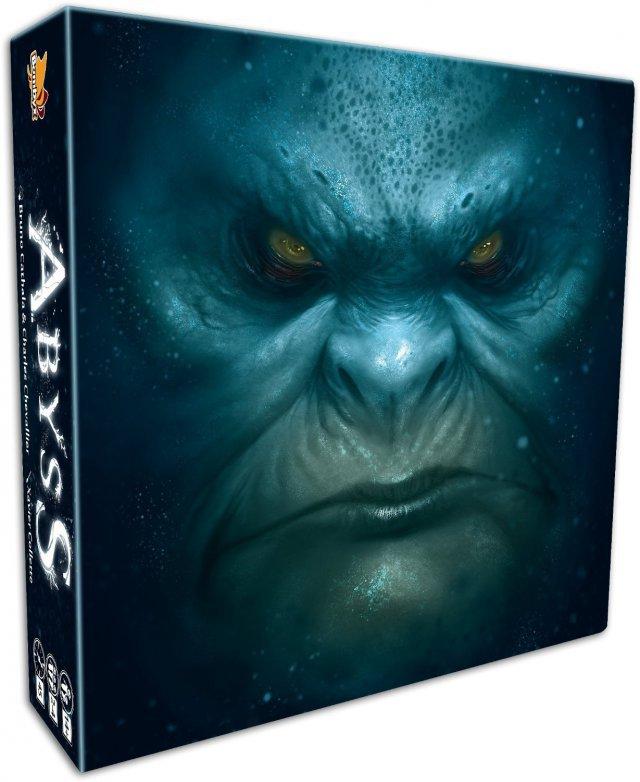 Abyss ist komplett auf Deutsch f�r knapp 40 Euro bei Asmodee erschienen. Es ist f�r zwei bis vier Spieler ausgelegt.