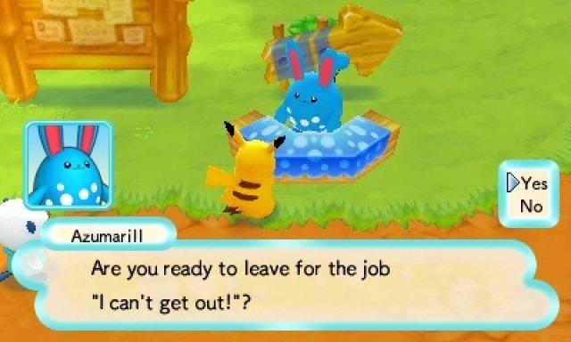 Screenshot - Pokémon Mystery Dungeon: Portale in die Unendlichkeit (3DS) 92457651