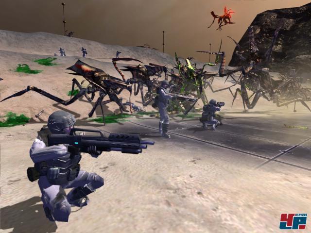 Звездный десант starship troopers - скачать игры через торрент.