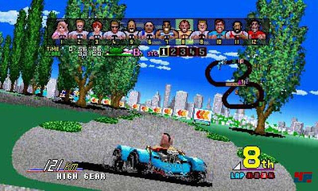 Screenshot - SEGA 3D Classics Collection (3DS) 92530981