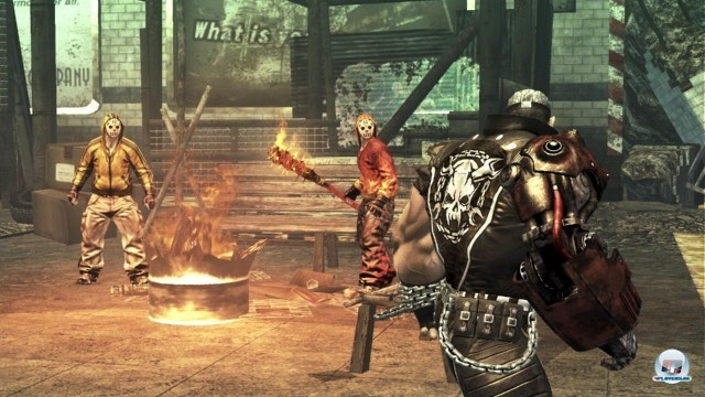 Screenshot - Anarchy Reigns (360) 2224512