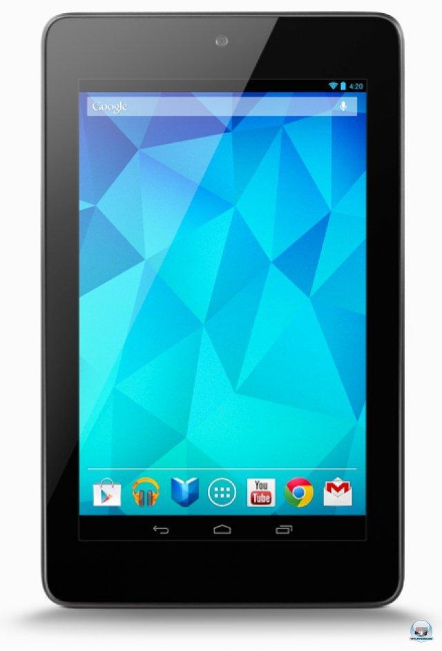 Mit dem Nexus 7 treten Asus und Google gegen kleine Tablets wie das iPad Mini und das Kindle Fire HD an.