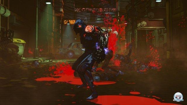 Screenshot - Yaiba: Ninja Gaiden Z (360) 92405022