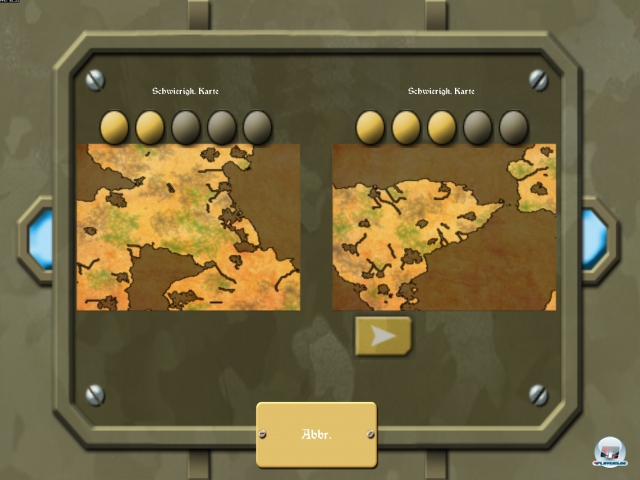Screenshot - Conquest! Medieval Realms (iPad)