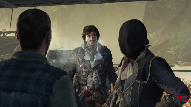 Screenshot - Assassin's Creed Rogue (PlayStation4Pro)