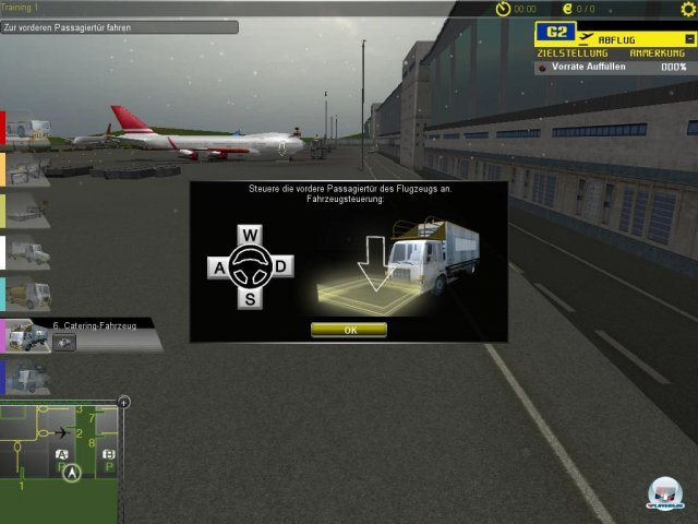 Screenshot - Airport-Simulator 2013  (PC)