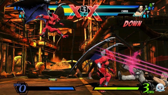 Screenshot - Ultimate Marvel vs. Capcom 3 (PS_Vita) 2292717