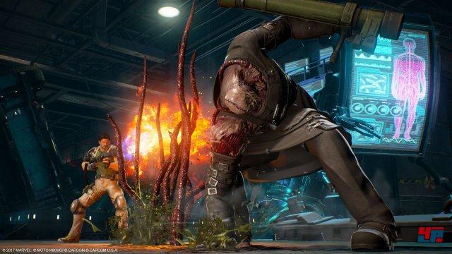 Screenshot - Marvel vs. Capcom: Infinite (PC) 92552785