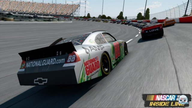 Screenshot - NASCAR The Game: Inside Line (360) 92418567