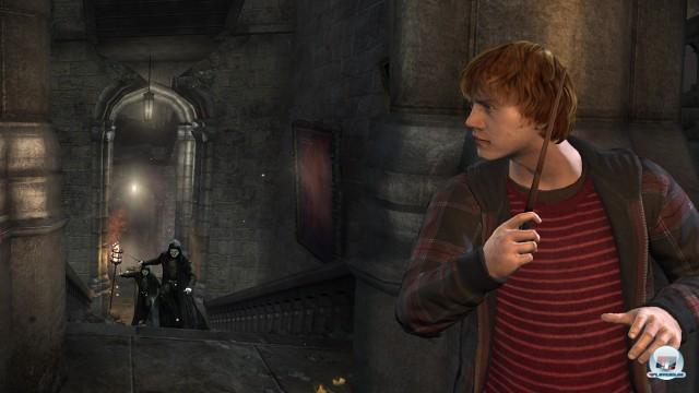 Screenshot - Harry Potter und die Heiligtümer des Todes - Teil 2 (360) 2226309
