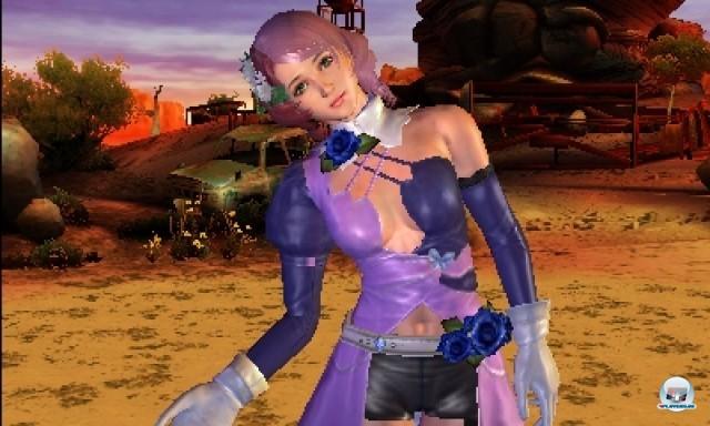 Screenshot - Tekken 3D Prime Edition (3DS) 2250602