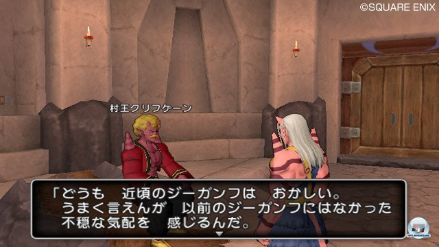 Screenshot - Dragon Quest X Online (Wii) 2357197