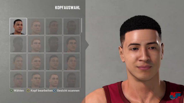 Screenshot - NBA 2K19 (One)