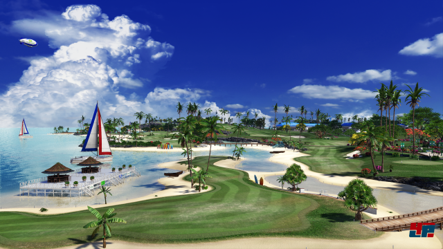 Screenshot - Everybody's Golf (PS4) 92552841