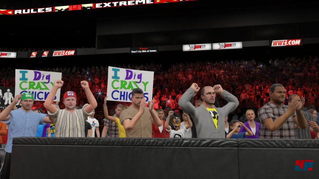 Screenshot - WWE 2K15 (PC) 92504209
