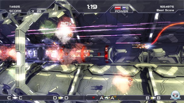 Screenshot - Orbitron: Revolution (PC)